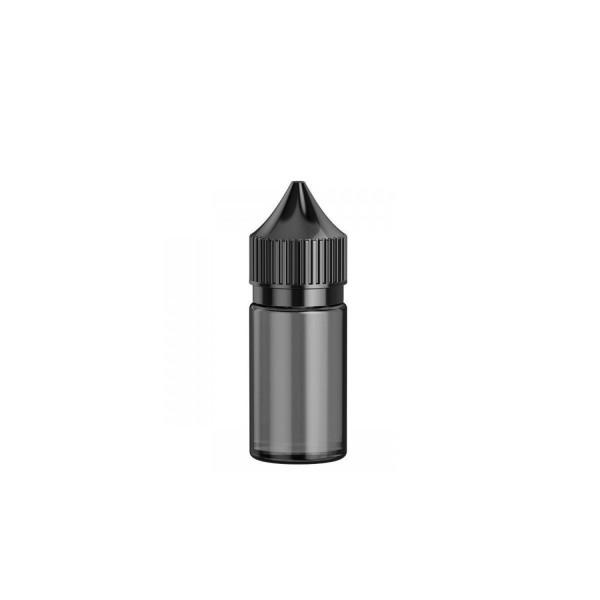 30 ML Gorilla Likit Şişesi Siyah Renkli Şişe