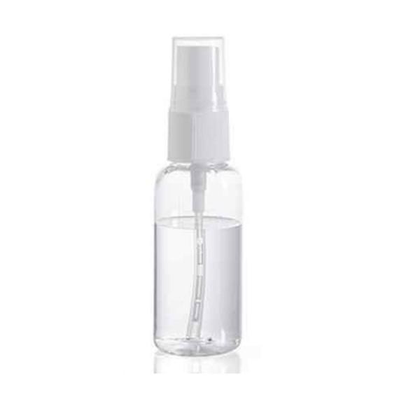 100 ML Pet Şişe 18mm Beyaz Spreyli