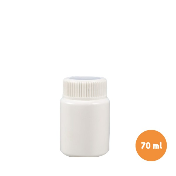 70 ML İlaç Şişesi İlaç Kutusu