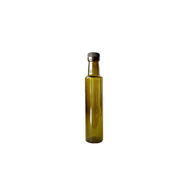 100 ML Yeşil Silindir Şişe